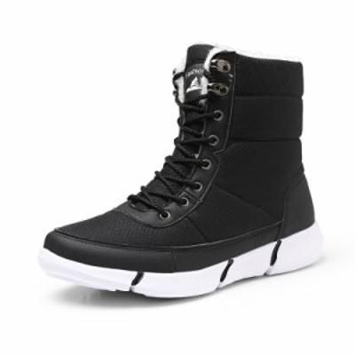 ブーツ レディース メンズ 靴 冬靴 スノーブーツ レディース厚底シューズ 防寒ブーツ レディース メンズ 靴 おしゃれ 保暖 防風 滑り止め