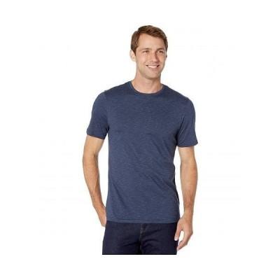 Toad&Co トードアンドコー メンズ 男性用 ファッション Tシャツ Tempo Short Sleeve Crew - True Navy