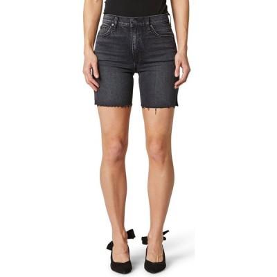 ハドソンジーンズ Hudson Jeans レディース ショートパンツ バミューダ ボトムス・パンツ Hana Raw-Hem Mini Bermuda Shorts Tainted Lo