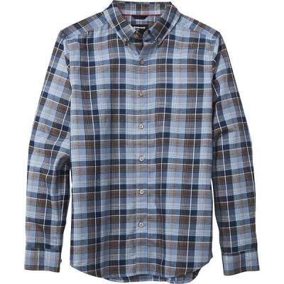 マーモット メンズ シャツ トップス Marmot Men's Harkins Lightweight Flannel LS Shirt