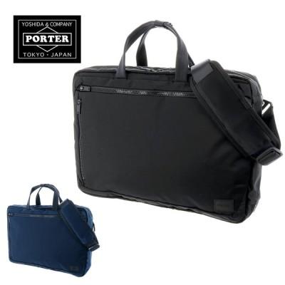 ポーター PORTER 吉田カバン エヴォ EVO 3wayブリーフケース ビジネスバッグ ショルダーバッグ リュックサック ビジネスリュック 534-05268 メンズ レディース