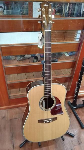凱傑樂器 Fina FD-28  胡桃木全單板41吋 木吉他