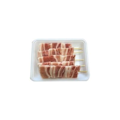 上信ポークバラ串<50g×5本(250g)> 長野県産 信州 国産豚 豚肉 ポーク バラ 串 串焼き 焼肉 バーベキュー BBQ