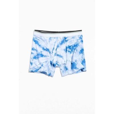 アーバンアウトフィッターズ Urban Outfitters メンズ ボクサーパンツ インナー・下着 UO Tie-Dye Boxer Brief Lavender