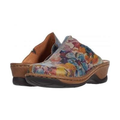 Josef Seibel ジョセフセイベル レディース 女性用 シューズ 靴 クロッグ ミュール Catalonia 51 - Graphite