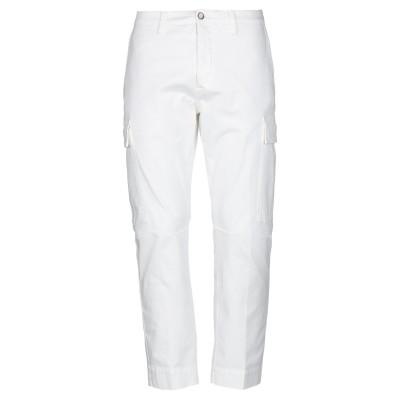 SIVIGLIA WHITE パンツ ホワイト 33 コットン 97% / ポリウレタン 3% パンツ