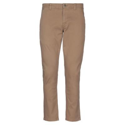 ONLY & SONS パンツ ブラウン 30W-30L コットン 98% / ポリウレタン 2% パンツ