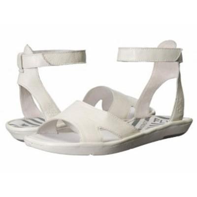 FLY LONDON フライロンドン レディース 女性用 シューズ 靴 サンダル MAFI857FLY Off-White Mousse【送料無料】