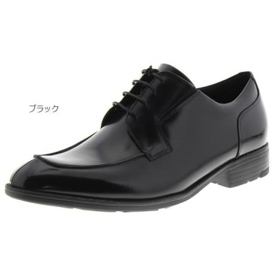 2E幅 テクシーリュクス メンズ ビジネスシューズ 革靴 消臭 抗菌 Uチップ TU-7003