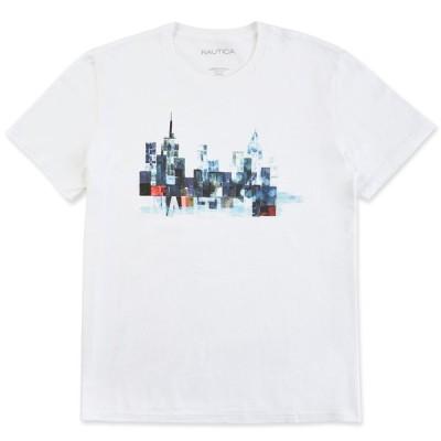 Tシャツ ノーティカ Nautica メンズ Skyline Graphic Tシャツ