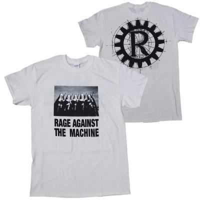 B品:インク汚れ:Mサイズ:RAGE AGAINST THE MACHINE・レイジ アゲインスト ザ マシーン・NUNS AND GUNS Tシャツ オフィシャル バンドTシャツ ロックTシャツ