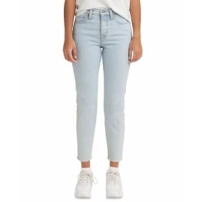 リーバイス レディース デニムパンツ ボトムス Women's Skinny Wedgie Jeans Zero Gravity