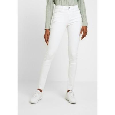 ビーヤング デニムパンツ レディース ボトムス LOLA LUNI  - Jeans Skinny Fit - optical white