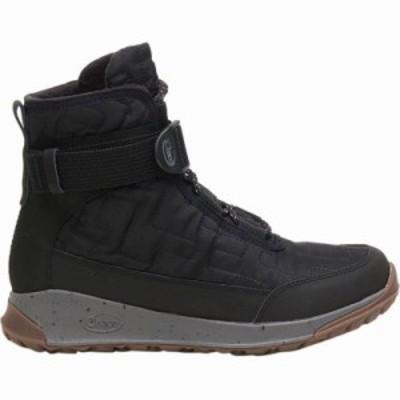 (取寄)チャコ レディース ボレアリス キルト ブーツ Chaco Women Borealis Quilt Boot Midnight Black