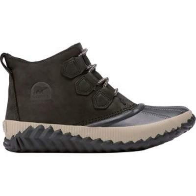 ソレル レディース ブーツ&レインブーツ シューズ Out N About Plus Felt Boot - Women's Black
