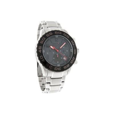 腕時計 セクター Sector Pilot Master メンズ チャコール ダイヤル クォーツ クロノグラフ 腕時計 R3273679025
