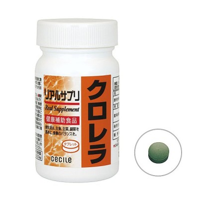美容 健康 サプリメント 健康サプリメント リアルサプリ クロレラ M(ボトル)|2075-173695