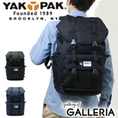 【商品レビューで+5%】ヤックパック リュック YAKPAK バックパック FLAP BACKPACK ロールトップバックパック A4 25L 8125310-F