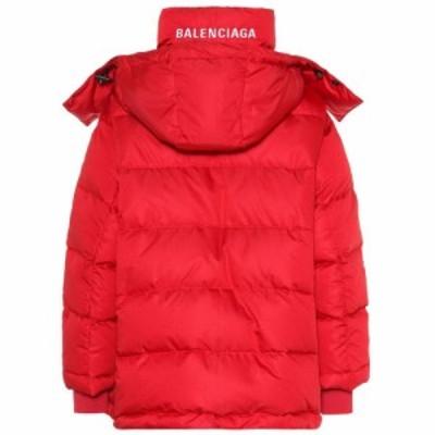 バレンシアガ Balenciaga レディース ダウン・中綿ジャケット アウター New Swing puffer jacket Red