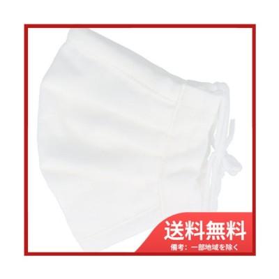 【メール便送料無料】さらふわマスクダイヤドビー 敏感肌用 ホワイト ふつうサイズ 1枚入