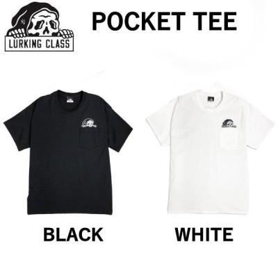 【LURKING CLASS】2021春夏 ラーキングクラス SKETCHY TANK スケッチータンク POCKET TEE Tシャツ 半袖 アウトドア M〜XL 2カラー