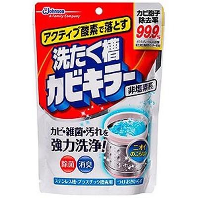 アクティブ酸素で落とす 洗たく槽カビキラー(非塩素系) 250g