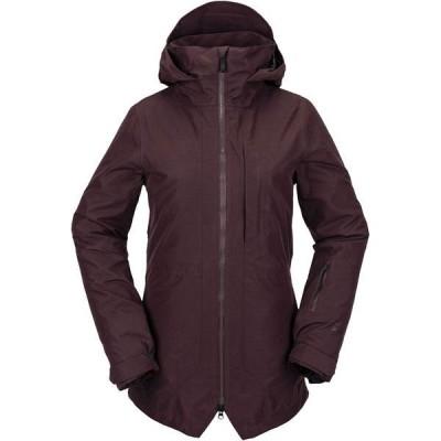 ボルコム レディース ジャケット・ブルゾン アウター Iris 3-in-1 GORE Jacket