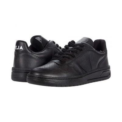 VEJA レディース 女性用 シューズ 靴 スニーカー 運動靴 V-10 - Black/Black/Sole