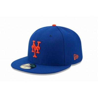 ニューエラ(NEW ERA) 59FIFTY MLB オンフィールド ニューヨーク・メッツ ゲーム 11449356