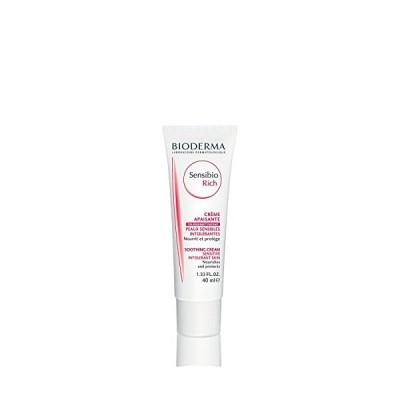 ビオデルマ 【正規品】サンシビオ リッチクリーム 40g 保湿クリーム 乾燥肌用クリーム 顔 乾燥肌 敏感肌 オイル