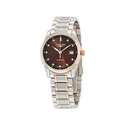 Longines Women's Swiss Automatic The Longines Master Collection Two-Tone St