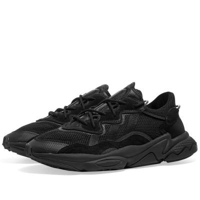 アディダス Adidas メンズ スニーカー シューズ・靴 Ozweego Core Black