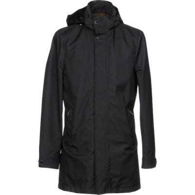 ムーレー MOORER メンズ ジャケット アウター full-length jacket Dark blue