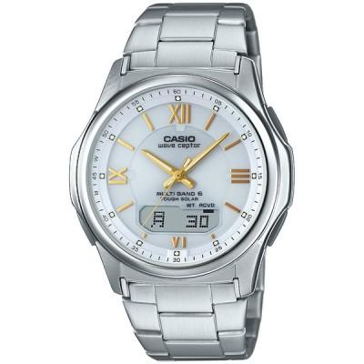 13日0時〜!店内ポイント最大36倍!カシオ ウェーブセプター 電波ソーラー 腕時計 メンズ WVA-M630D-7A2JF wave ceptor