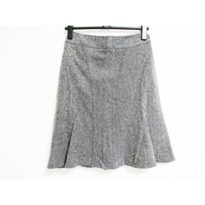 ロートレアモン LAUTREAMONT スカート サイズ1 S レディース ダークブラウン【還元祭対象】【中古】
