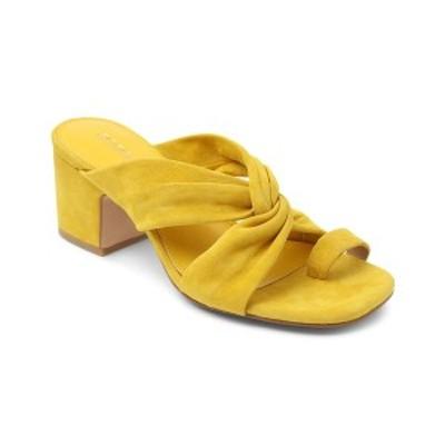 BCBジェネレーション レディース サンダル シューズ Dextar Toe-Post Dress Sandals Yellow