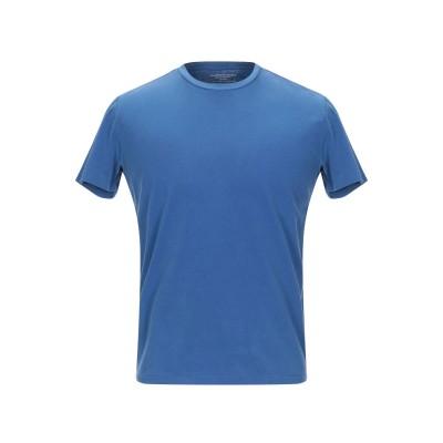 マジェスティック MAJESTIC FILATURES T シャツ ブルー L コットン 94% / ポリウレタン 6% T シャツ