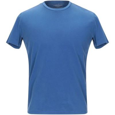 マジェスティック MAJESTIC FILATURES T シャツ ブルー M コットン 94% / ポリウレタン 6% T シャツ