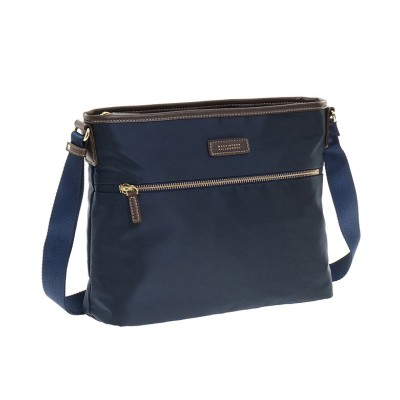 【カバンのセレクション】 マッキントッシュフィロソフィー アメリア ショルダーバッグ レディース B5 MACKINTOSH PHILOSOPHY 62223 ユニセックス ネイビー フリー Bag&Luggage SELECTION