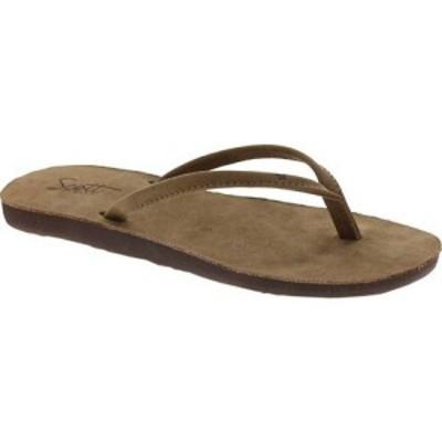 スコットハワイ Scott Hawaii レディース ビーチサンダル シューズ・靴 aikea flip flop