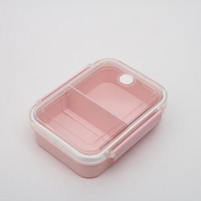 お弁当箱 時短 かわいい 冷凍作り置き弁当 ピンク/PMF4 ランチボックス お弁当箱 おしゃれ 女性 ドーム型弁当箱 ドーム型フタ 冷凍弁当 冷蔵 冷凍保存