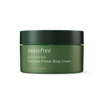 [INNISFREE] マイエッセンシャルボディインテンシブフラワーボディクリーム (2020) - 150ml / Intensive Flower Body Cream