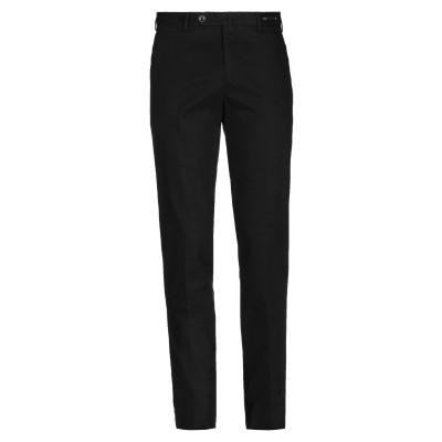 PT Torino パンツ ブラック 50 コットン 98% / ポリウレタン 2% パンツ