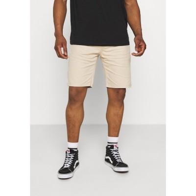 スコッチアンドソーダ カジュアルパンツ メンズ ボトムス SEASONAL GARMENT DYED 5 POCKET - Shorts - sand