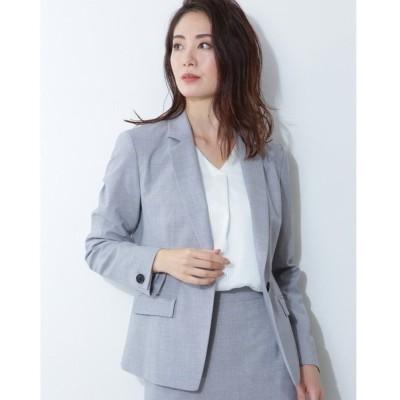 スーツ ジャケット T/Wハンドウォッシャブルセットアップジャケット【セットアップ対応商品】
