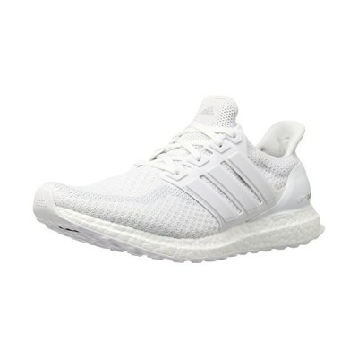 adidas Men's Ultraboost Running Shoe, Crystal White, 9 M US