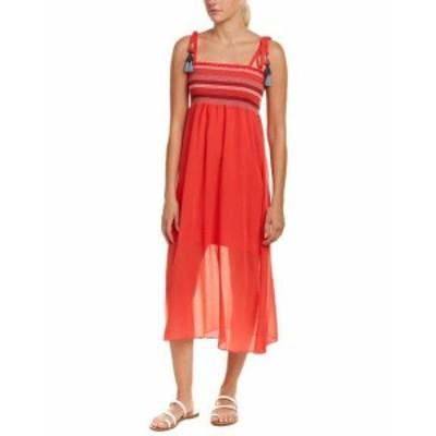 Red Carter レドカーター ファッション ドレス Red Carter Pippi Maxi Dress S Red
