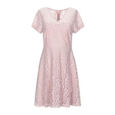 DRY LAKE. ミニワンピース&ドレス ピンク S ナイロン 90% / ポリウレタン 10% ミニワンピース&ドレス