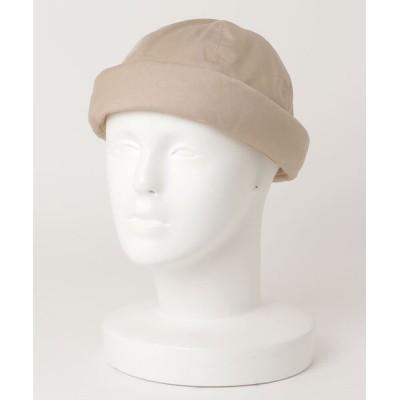 BEAMS MEN / GRILLO × BEAMS / 別注 Roll Cap MEN 帽子 > キャップ
