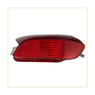 Passengers Rear Signal Side Marker Light Lamp Replacement for Lexus SUV 81910-0E010 並行輸入品
